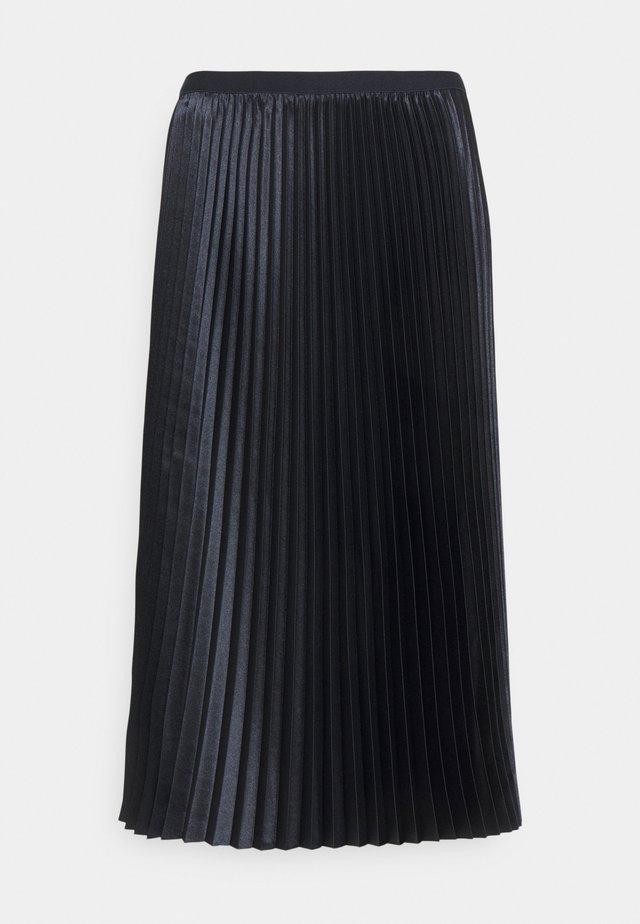 RURY - Áčková sukně - forever blue
