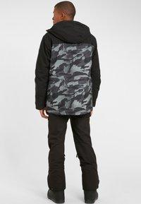 O'Neill - TEXTURE JACKET - Snowboard jacket - black out - 2