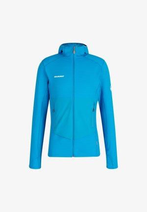 ACONCAGUA - Zip-up hoodie - gentian