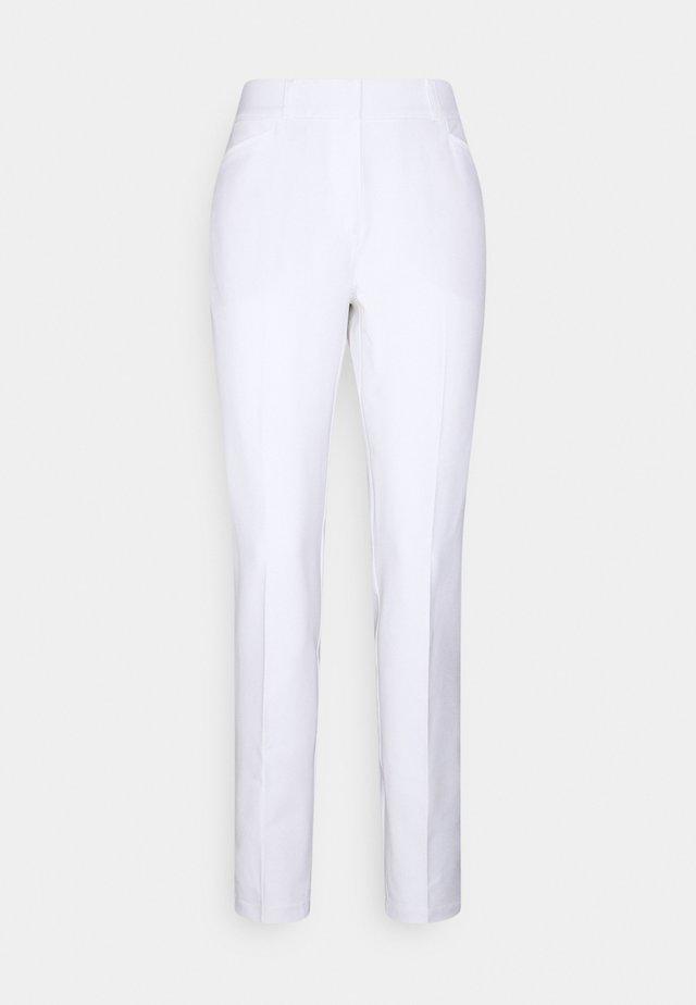 FULL LENGTH PANT - Broek - white