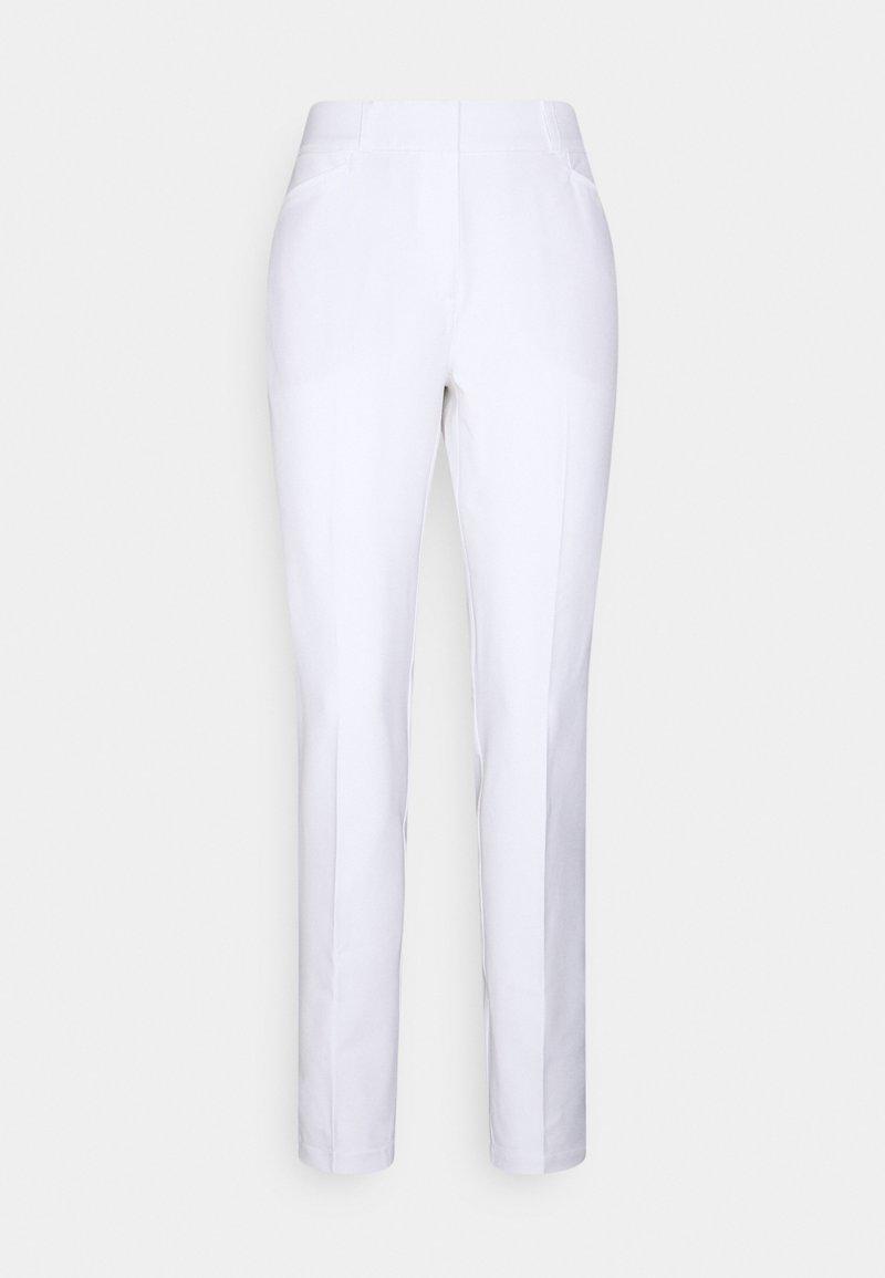adidas Golf - FULL LENGTH PANT - Trousers - white