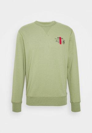 WILLY SWEAT-SHIRT - Sweatshirt - olive