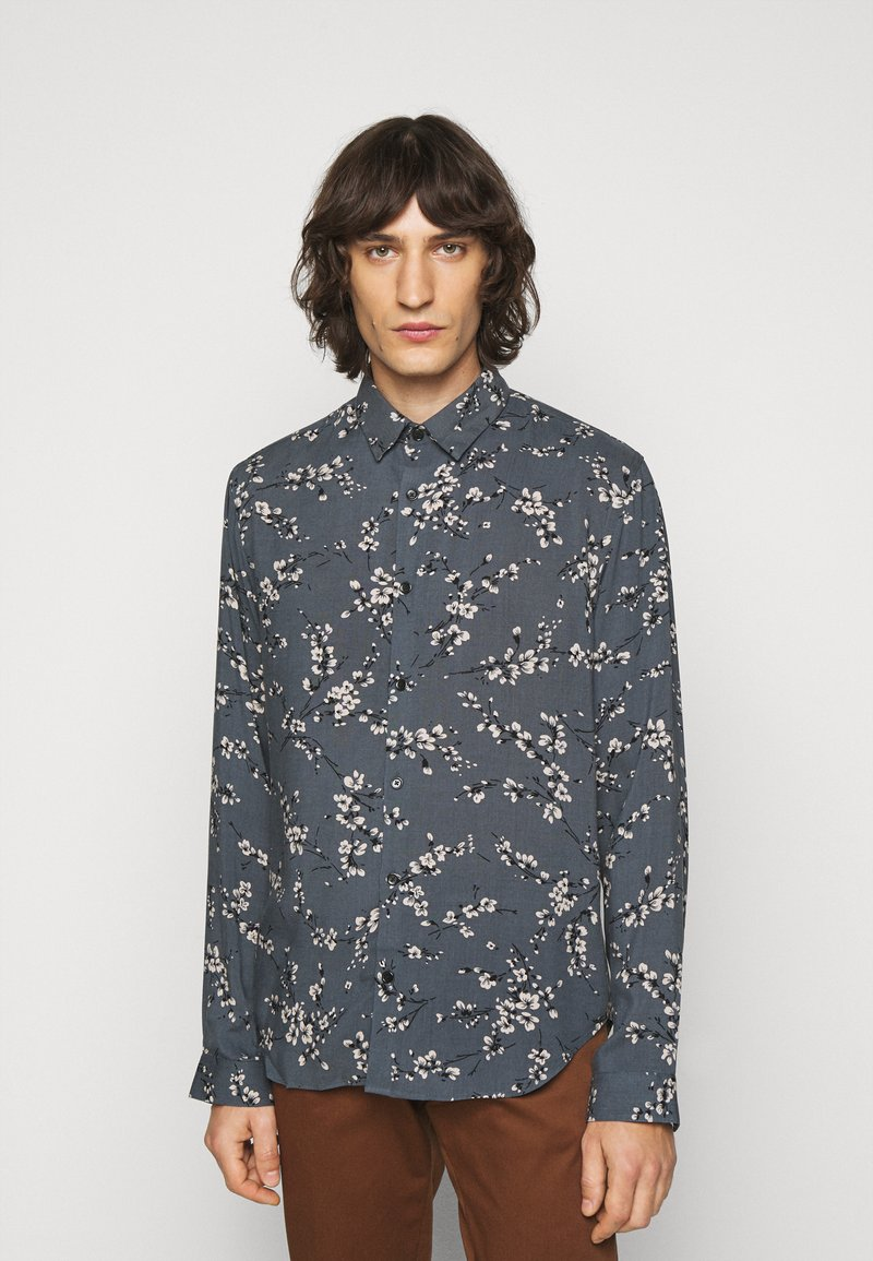 The Kooples - CHEMISE - Shirt - blue grey