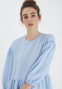 ICHI - IXLOVA DR - Day dress - cashmere blue - 3