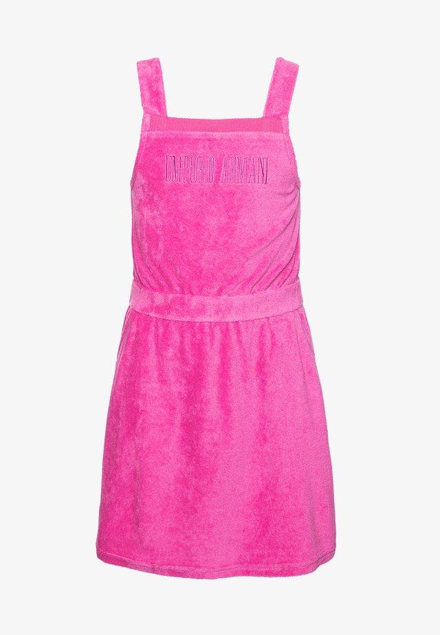 VESTITO - Day dress - rosa pop