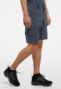 Haglöfs - MID FJELL SHORTS - Shorts - dense blue - 2