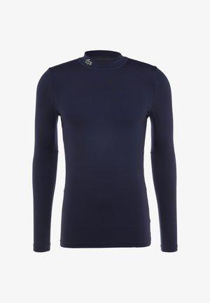 UNDERLAYER - Sports shirt - navy blue
