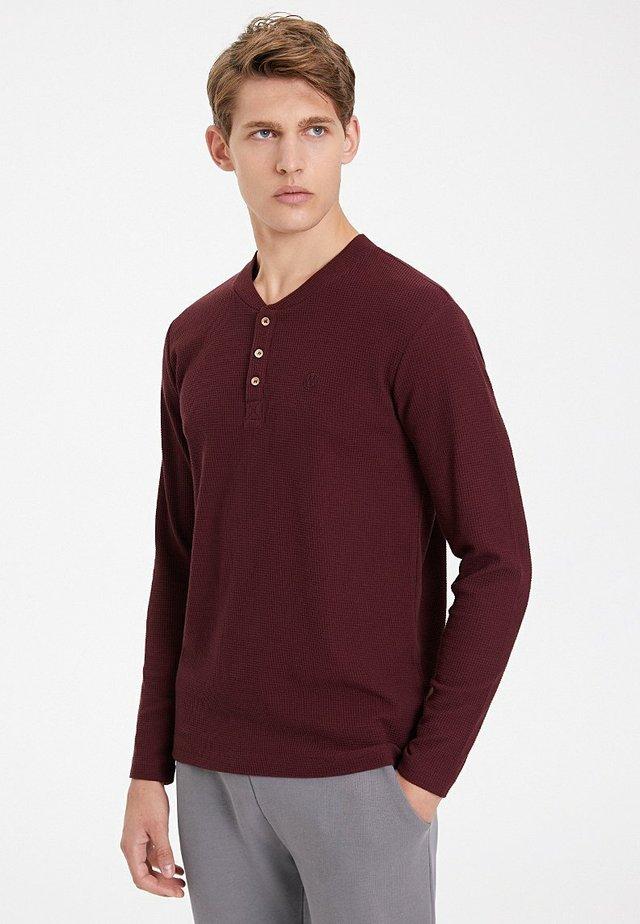 T-shirt à manches longues - port royale