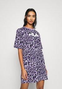 Fila - SATINKA TEE DRESS - Sukienka z dżerseju - lilac - 0