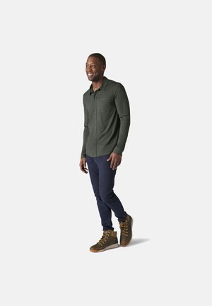 LIGHTWEIGHT SPORT 150 BUTTON UP - Skjorta - dark sage heather