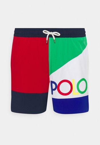 TRUNK - Swimming shorts - royal multi
