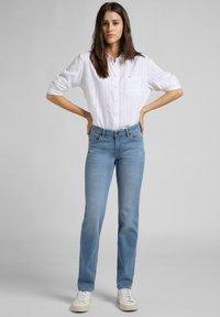 Lee - MARION  - Straight leg jeans - light blue - 1