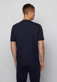 BOSS - TCHUP - T-Shirt basic - dark blue - 2