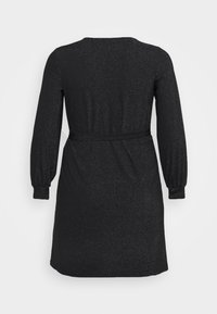 Vero Moda Curve - VMJELINA - Jersey dress - black - 1