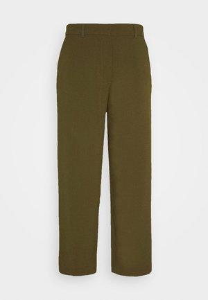 VILINEA PANTS - Trousers - dark olive