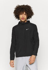 Nike Performance - MILER  - Löparjacka - black - 0