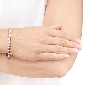 ARMBAND AMILLA - Armband - rosegoldfarben