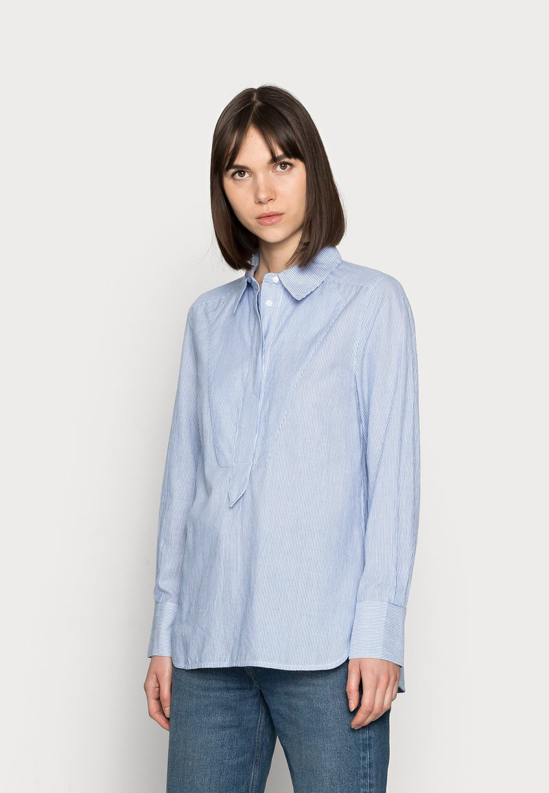 DAY Birger et Mikkelsen - DAY WIND - Button-down blouse - persian jewel