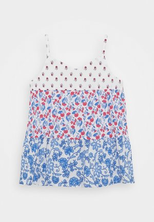 GIRL TIERED TANK - Top - multicoloured
