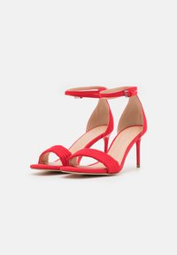 Even&Odd Wide Fit - Sandales - red - 1