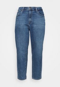 Levi's® Plus - HIGH WAISTED MOM - Jeans baggy - blue denim - 4