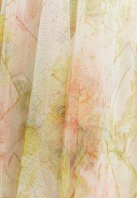 Needle & Thread - HARLEQUIN ROSE BALLERINA SKIRT - A-Linien-Rock - beige - 6