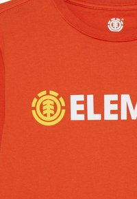 Element - SIGNATURE  - Longsleeve - red clay - 2