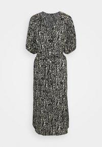 VMPILOU 2/4 CALF  DRESS - Day dress - black/pilou