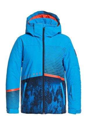 SILVERTIP UNISEX - Snowboard jacket - brilliant blue parafinum