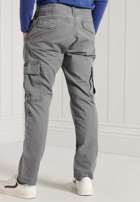 Superdry - Cargo trousers - naval grey - 1