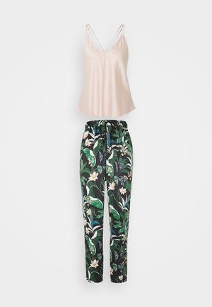 LILIA FLORAL CAMI PANT SET - Pyjamaser - multicolor