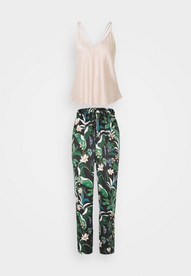 LILIA FLORAL CAMI PANT SET - Pyjama - multicolor