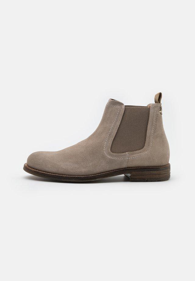 SAMI - Kotníkové boty - taupe