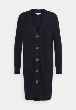 LONG CARDI - Cardigan - navy