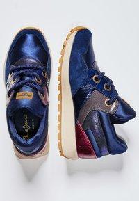 Pepe Jeans - DEAN SHION - Zapatos de vestir - dunkel ozaen blau - 1