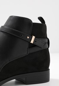 Anna Field Wide Fit - Ankle boots - black - 2