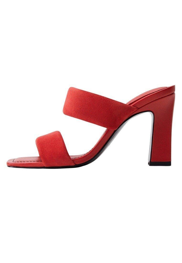 Mango - DOS - Sandaler - rood