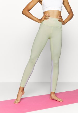SO SOFT - Leggings - lemonade