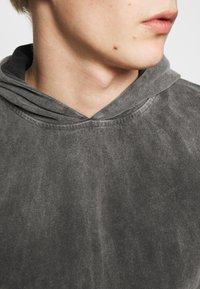 DRYKORN - MILIAN - Long sleeved top - dark grey - 7
