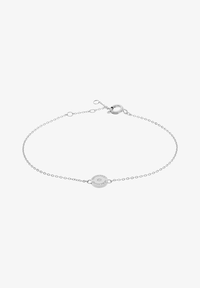 Liebeskind Berlin - MIT ANHÄNGER - Bracelet - silver-coloured