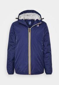 K-Way - UNISEX LE VRAI CLAUDE ORSETTO - Winter jacket - blue depths - 0