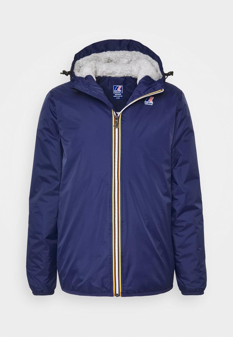 K-Way - UNISEX LE VRAI CLAUDE ORSETTO - Winter jacket - blue depths