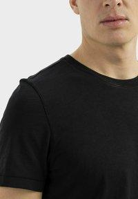 camel active - Basic T-shirt - asphalt - 4
