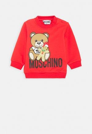 UNISEX - Sweater - poppy red