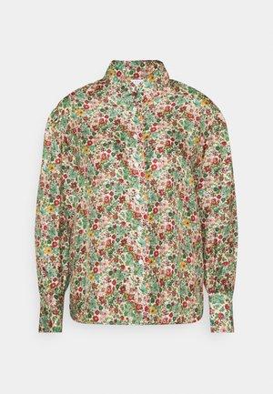 Button-down blouse - vert