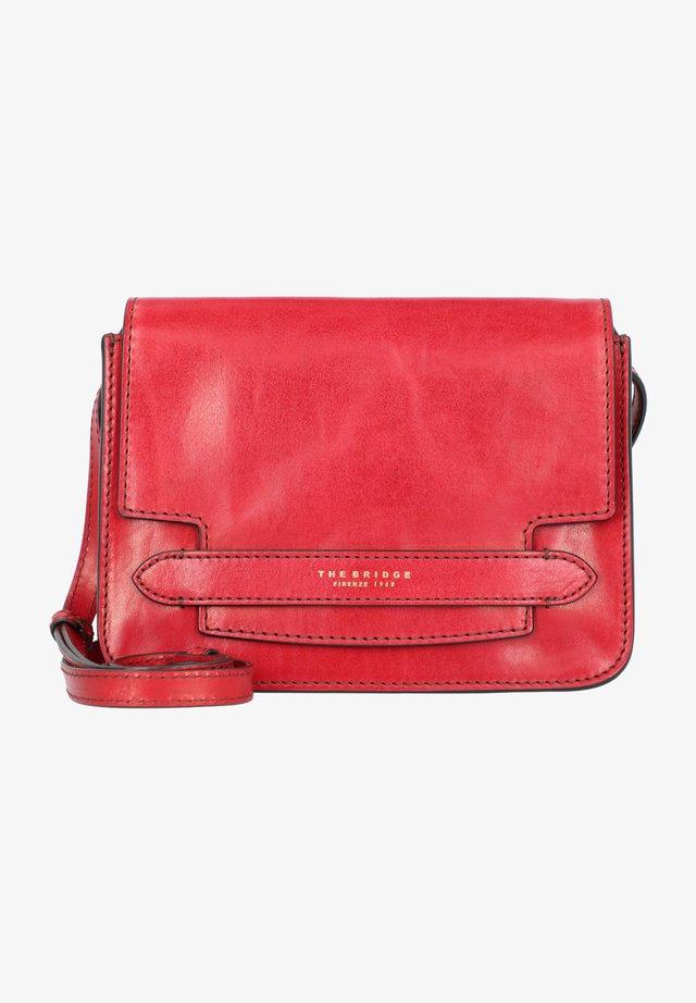 LUCREZIA  - Across body bag - rosso