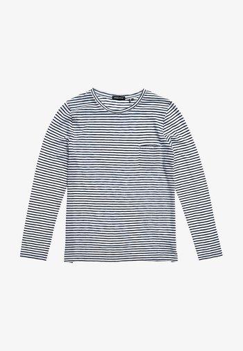 Long sleeved top - mehrfarbig