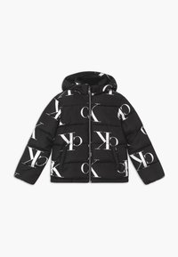 Calvin Klein Jeans - PUFFER - Winterjas - black - 0