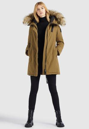 MALOUSA - Winter coat - oliv