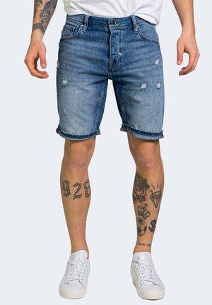 BAART - Denim shorts - blue denim